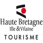 Logo du site partenaire haute Bretagne Ille et Vilaine Tourisme