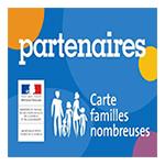 Logo du site partenaire carte familles nombreuses